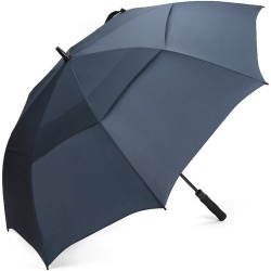 Windproof and high grade golf umbrella for man
